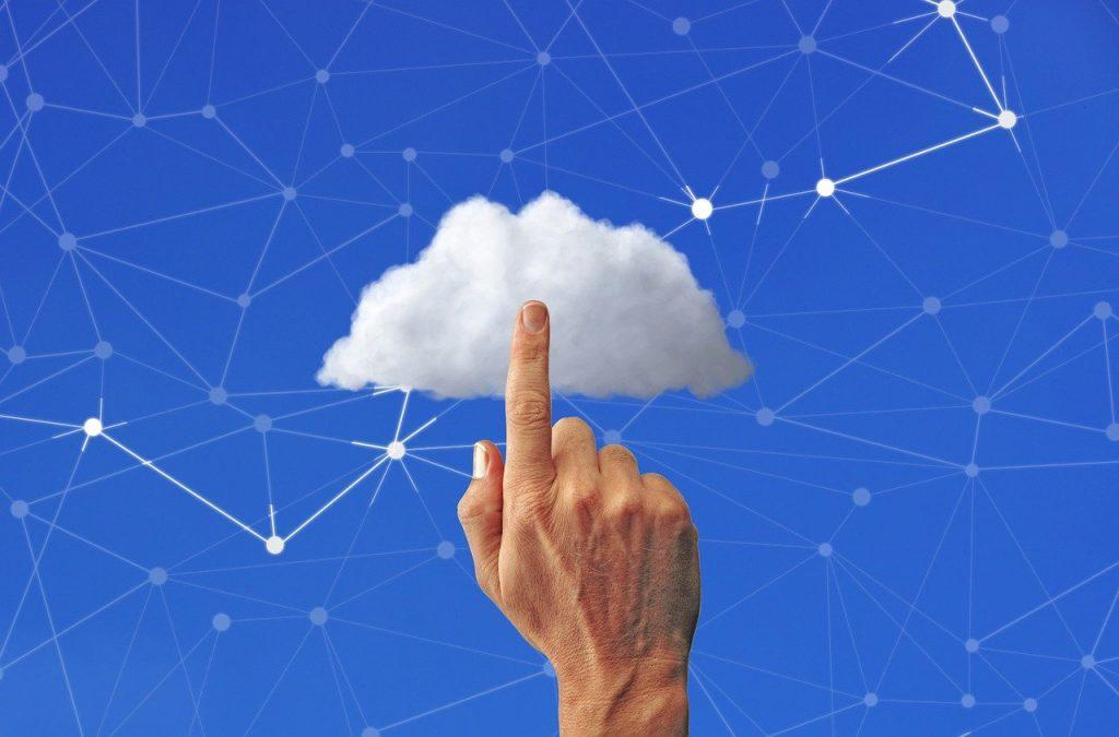 Serwer w chmurze