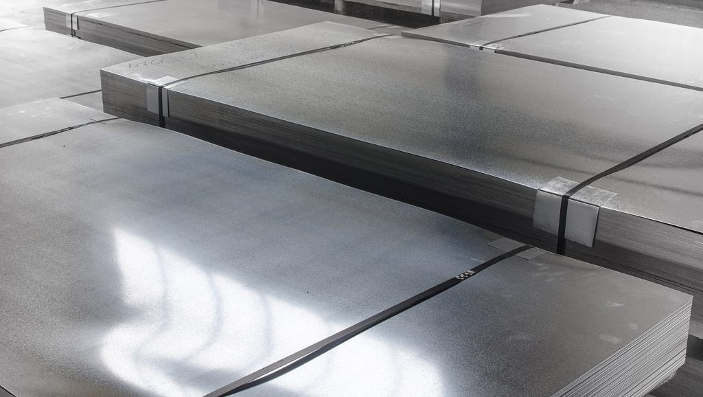 Blacha aluminium