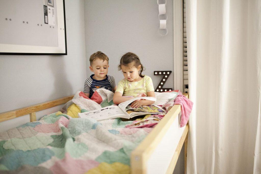 Dobre łóżko dla dziecka