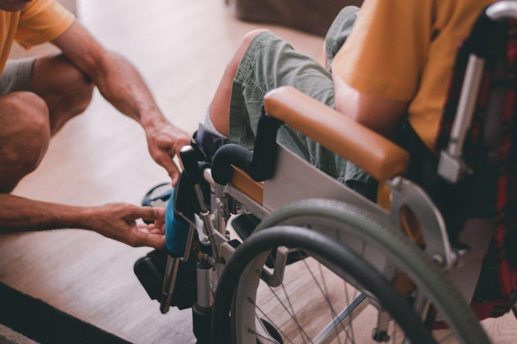 Czym zajmuje się fundacja dla dzieci niepełnosprawnych?